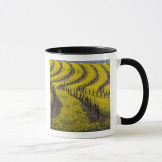 Mug Les Etats-Unis, la Californie, Napa Valley,