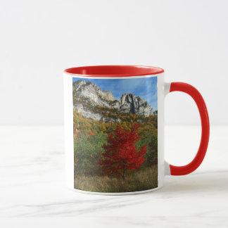 Mug Les Etats-Unis, la Virginie Occidentale, roches