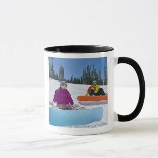 Mug Les Etats-Unis, le Colorado, tellurure, père et