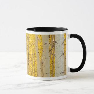 Mug Les Etats-Unis, le Colorado. Trembles dans le
