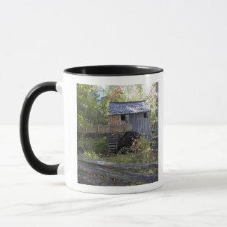 Mug Les Etats-Unis - Le Tennessee. Moulin de câble