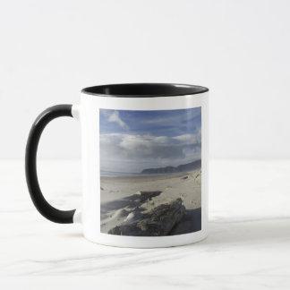 Mug Les Etats-Unis, l'Orégon, dunes de sable et océan,