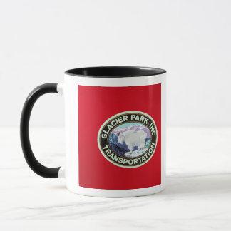 Mug Les Etats-Unis, Montana, parc national de glacier,