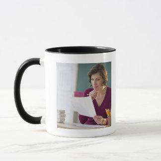 Mug Les Etats-Unis, New Jersey, Jersey City, portrait