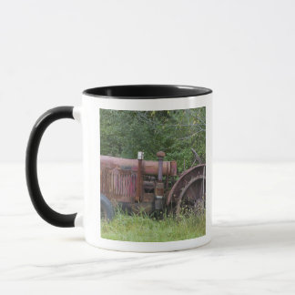 Mug Les Etats-Unis, Vermont, MANCHESTER : Tracteur