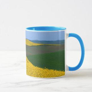 Mug Les Etats-Unis, Washington, le comté de Whitman,