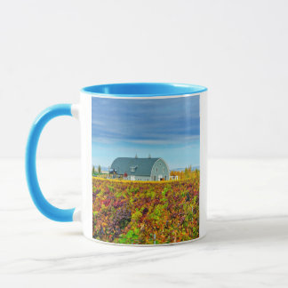 Mug Les Etats-Unis, Washington, Walla Walla. Crique de
