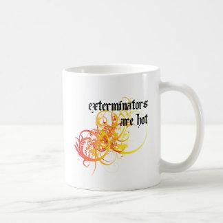 Mug Les exterminateurs sont chauds