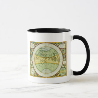 Mug Les hémisphères antiques du monde, plaquent 94 de