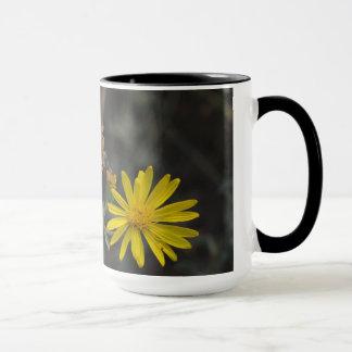 """Mug Les hierbas d'en MI de Flores """"fleurit dans mes"""