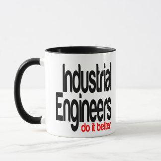 Mug Les ingénieurs industriels il améliorent