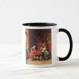 Mug Les joueurs d'échecs, 1856