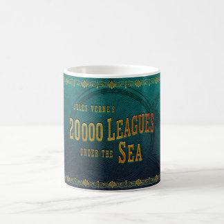 Mug Les ligues de Verne 20.000 par David McCamant