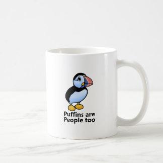 Mug Les macareux sont les gens aussi