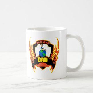 Mug Les meilleurs cadeaux de fête des pères de papa