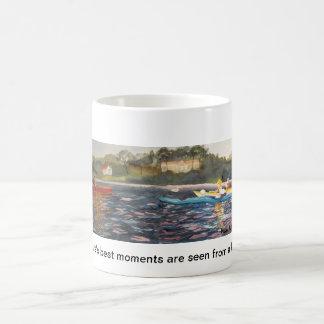 Mug Les meilleurs moments des natures sont vus d'un