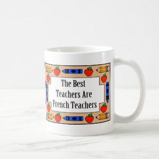 Mug Les meilleurs professeurs sont les professeurs