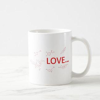 Mug Les molécules de l'amour…
