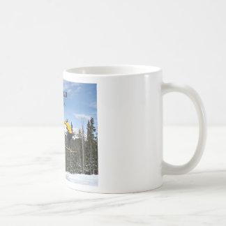 Mug Les montagnes appellent…
