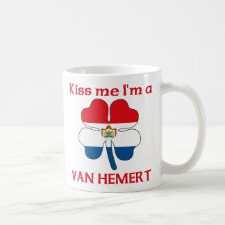 Mug Les Néerlandais personnalisés m'embrassent que je