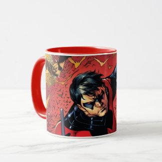 Mug Les nouveaux 52 - Nightwing #1