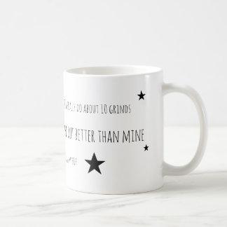 Mug Les occasions sont, vôtre s'avéreront mieux que le