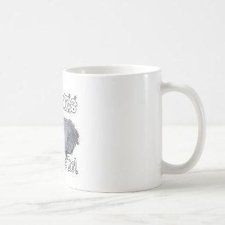 Mug Les opossums ont besoin d'amour aussi