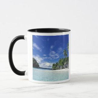 Mug Les Palaos, îles de roche, île de lune de miel,