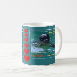 Mug Les phoques du moine d'Hawaï sont les animaux mis