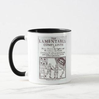 Mug Les plaintes lamentables
