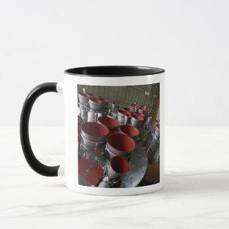 Mug Les propulseurs du vaisseau spatial 2 de Soyuz