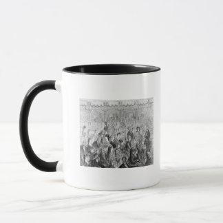 Mug Les stalles, opéra de jardin de Covent