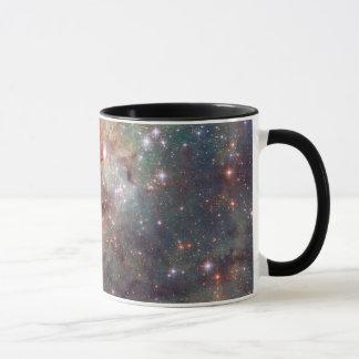 Mug L'espace de Hubble de nébuleuse de tarentule