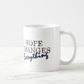 Mug L'espoir change tout