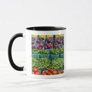 Mug L'état des Etats-Unis, New-York, New York, légumes