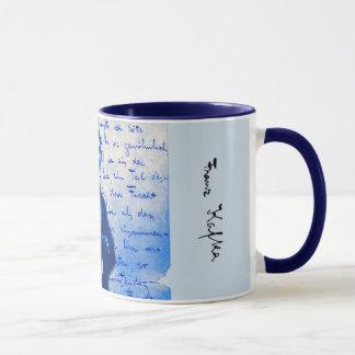 Mug Lettre de Kafka