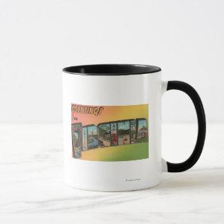 Mug Lettre ScenesVirginia de VirginiaLarge