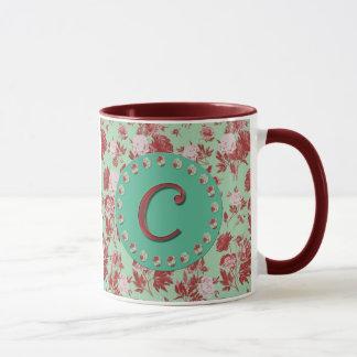 Mug Lettre vintage C