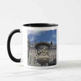 Mug L'EUROPE, Belgique, château de Beloeil