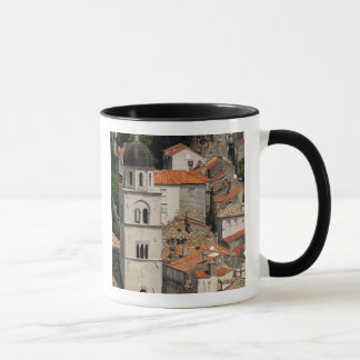 Mug L'Europe, Croatie. Ville murée médiévale de