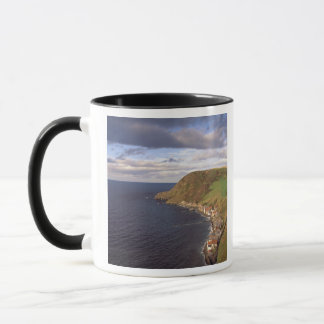 Mug L'Europe, Ecosse, Aberdeen. Vue aérienne de