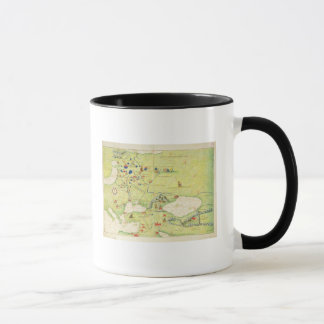 Mug L'Europe et l'Asie centrale