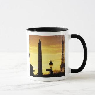 Mug L'Europe, France, Paris, endroit De Concorde