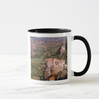 Mug L'Europe, Grèce, Thessalie, Meteora, Kastraki.