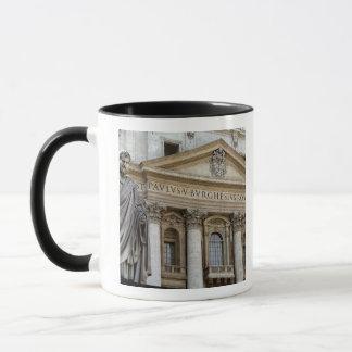 Mug L'Europe, Italie, Rome. La basilique de St Peter