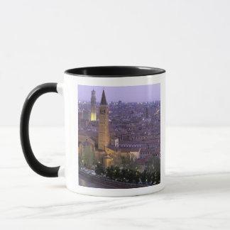 Mug L'Europe, Italie, Vénétie, Vérone. Vue de Castel