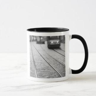 Mug L'Europe, Suisse, Berne. Voies de tram,