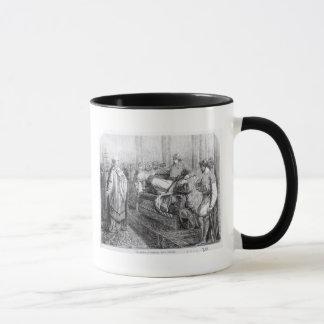 Mug L'évêque de Salisbury avant Saladin