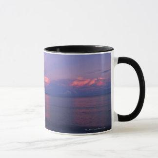 Mug Lever de soleil au-dessus de mer