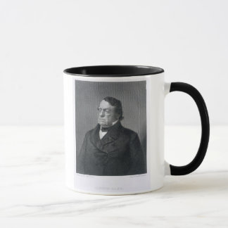 Mug Lewis Cass, gravé par William G. Jackman (fl.c.1